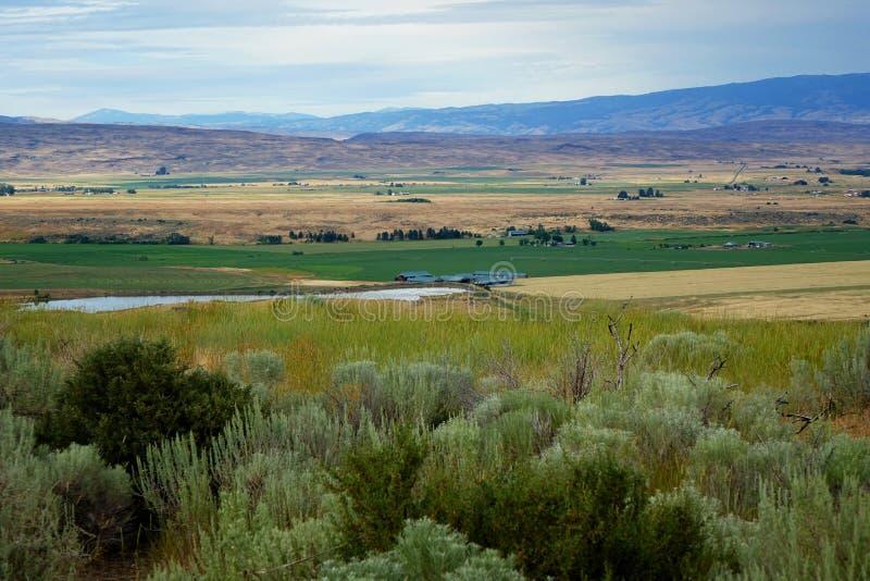 Midvale, Idaho foto de archivo