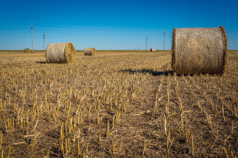 Midwest Farming royalty free stock images