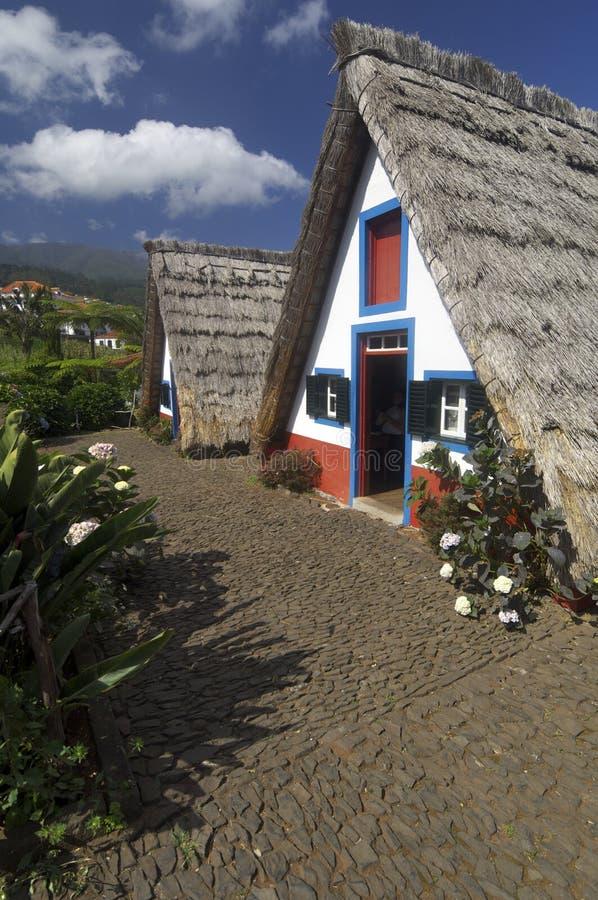 mieści wyspę Madeira obrazy royalty free