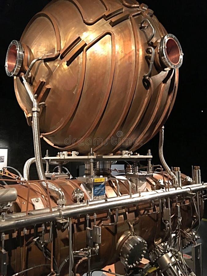 Miedziany contraption zdjęcie stock