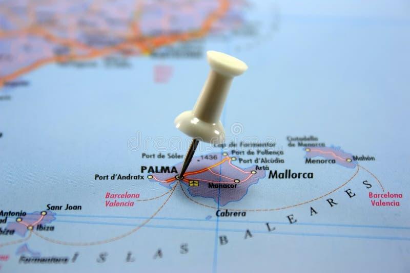 miejsce przeznaczenia Mallorca zdjęcia royalty free
