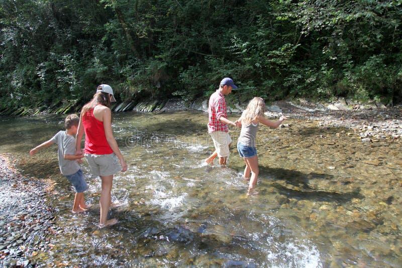 miejsce rodzinny naturalny wakacje obrazy stock