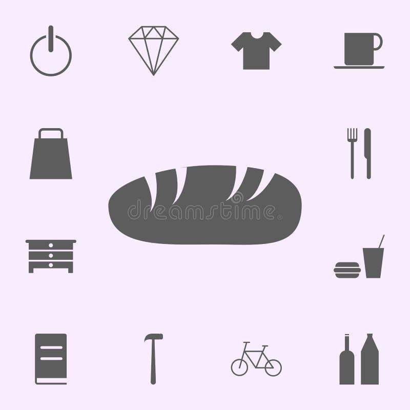 miejsce sklep spożywczy ikona znaki szpilek ikon og?lnoludzki ustawiaj?cy dla sieci i wisz?cej ozdoby ilustracja wektor