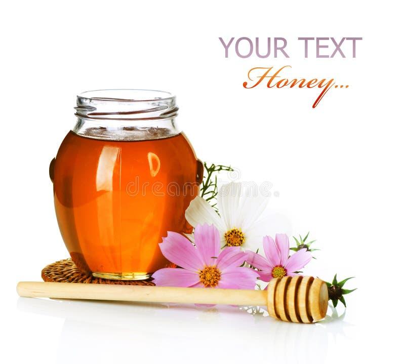 Miel image libre de droits