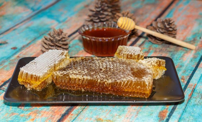 Miel de pino de Marmaris fotografía de archivo