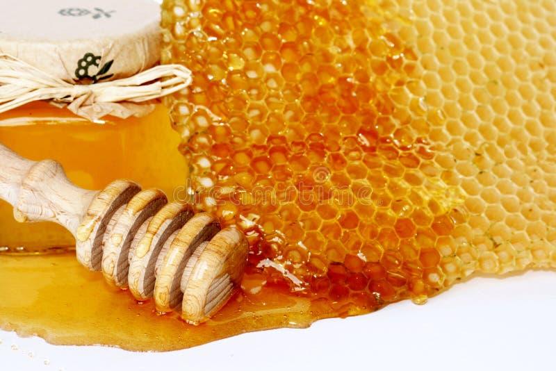 Miel doux images libres de droits