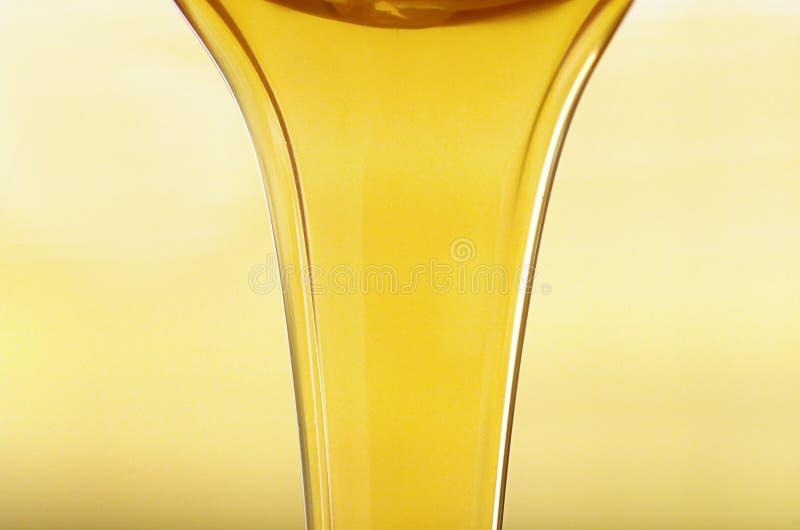Miel organique photos stock