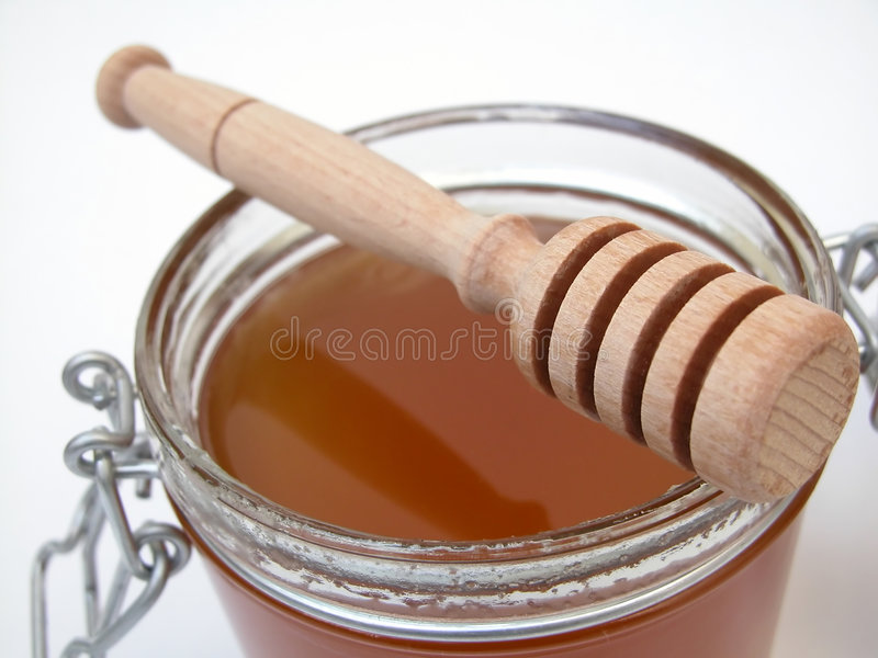 Download Miele fotografia stock. Immagine di legno, rimedio, miele - 215360