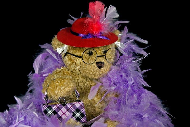 Miembro de la jet-set de Red Hat imagen de archivo libre de regalías