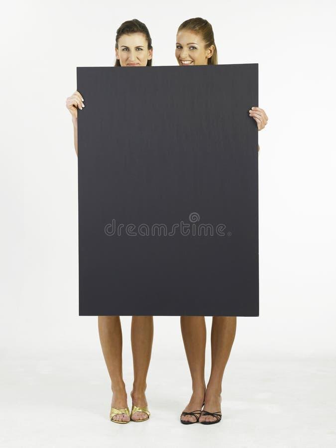 mienie karciana kobieta dwa obraz royalty free