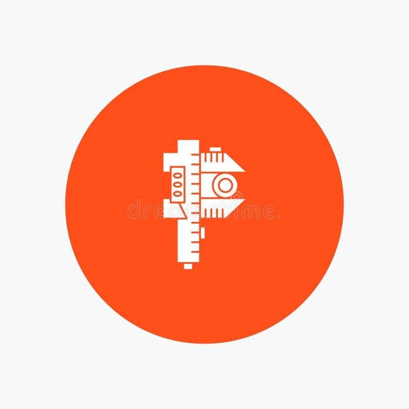 Mierzyć, dokładność, miara Malutka, Mały, ilustracja wektor