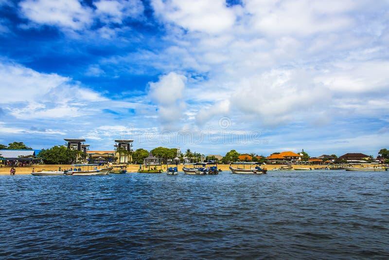 miesiąc miodowy zatoki plaża fotografia royalty free