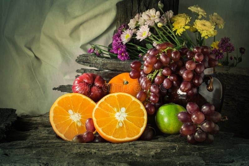 Mieszana owoc obraz stock