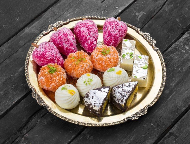 Mieszanka cukierki jedzenie fotografia royalty free