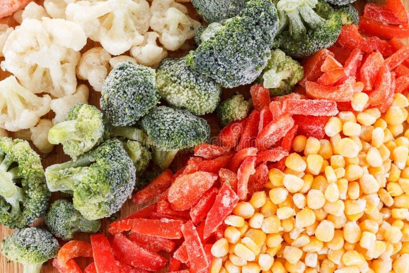 Mieszany warzywa tło zdjęcia royalty free