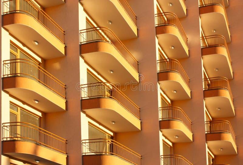 mieszkań nieruchomości real fotografia stock