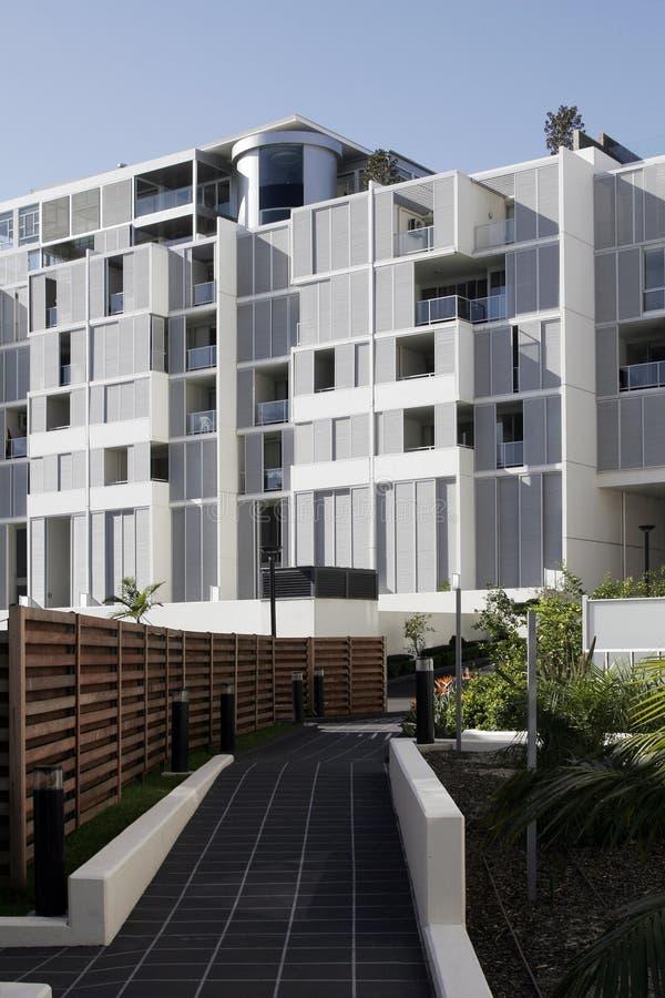 mieszkania Australia budynek Sydney zdjęcie stock