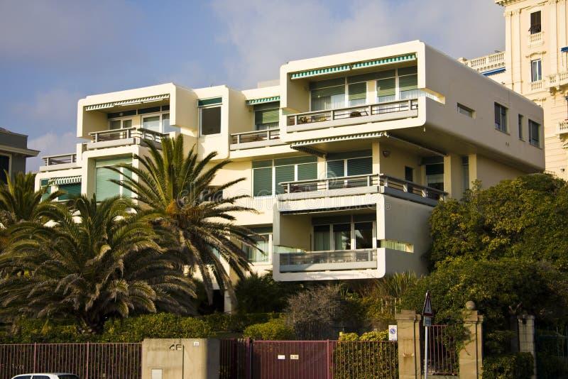mieszkania nowożytni obraz stock
