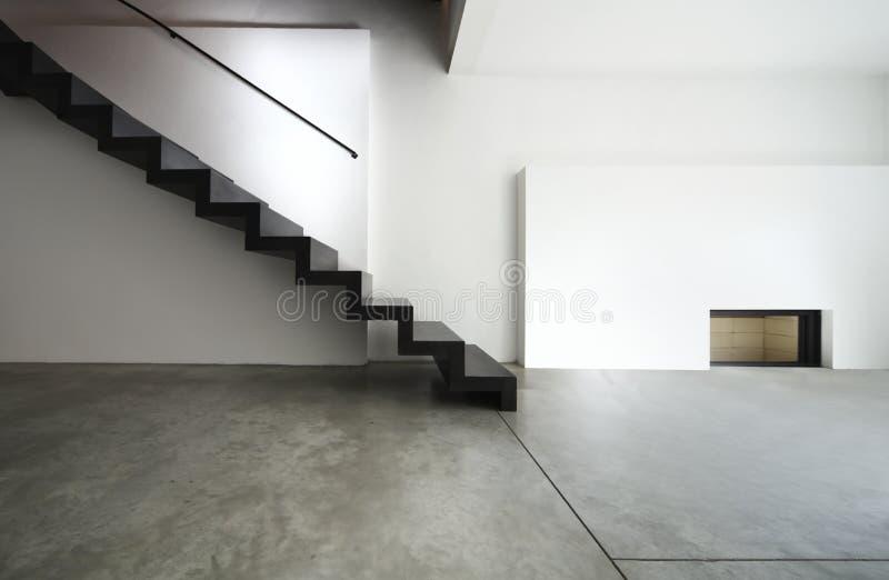 mieszkania nowożytny piękny obraz stock