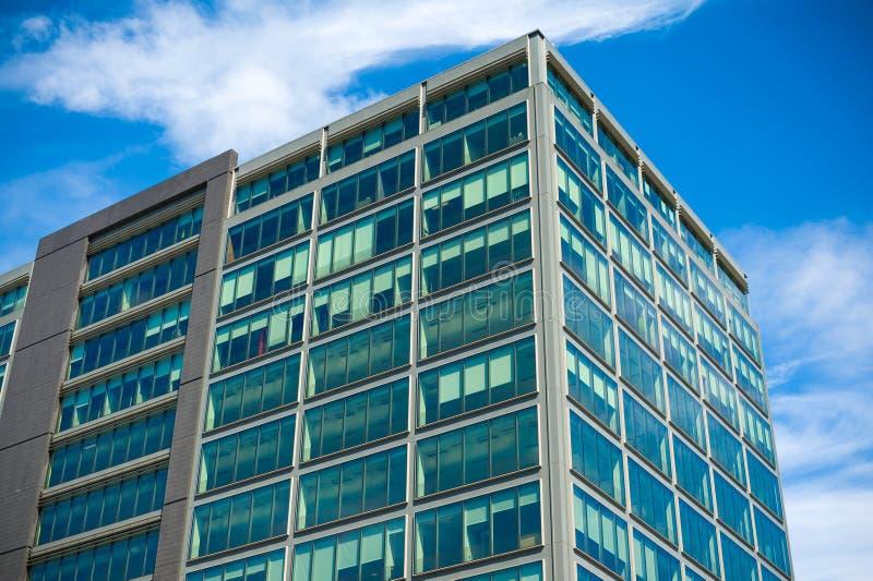 mieszkanie budynku biura w interesach miejsca pracy fotografia stock