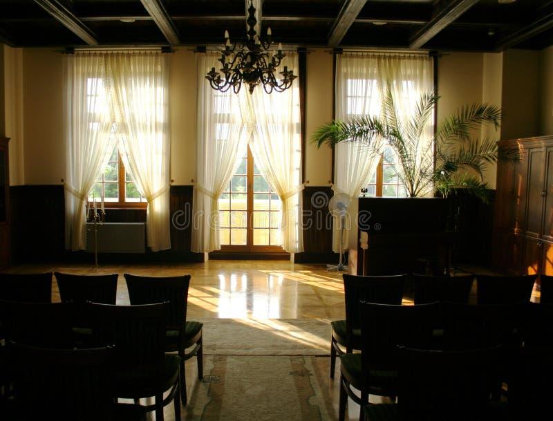 mieszkanie ciemności obrazy royalty free