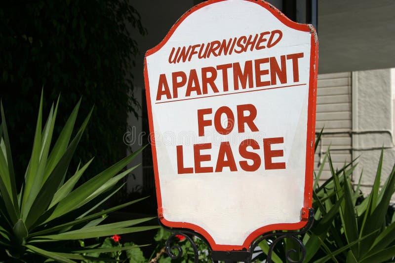 mieszkanie leasing znak fotografia royalty free