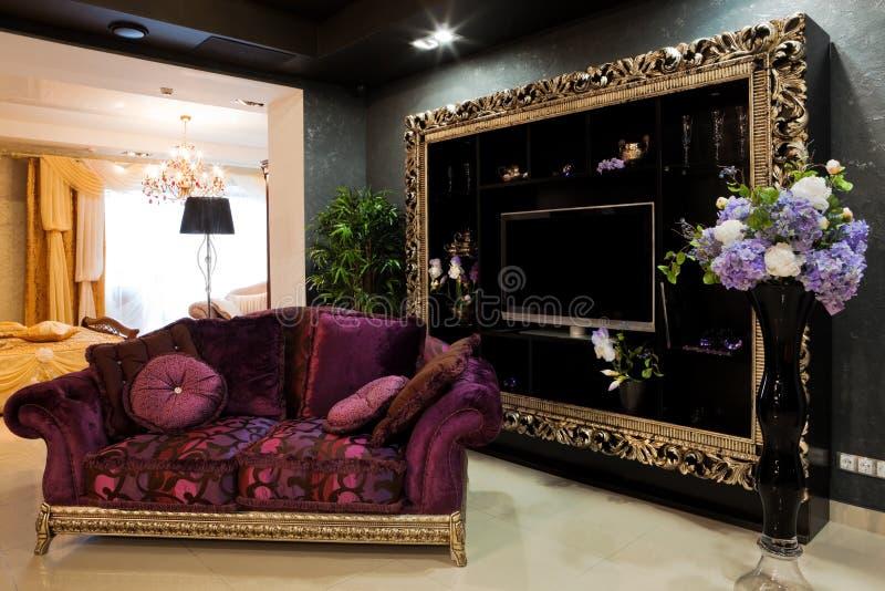 mieszkanie nowożytny obraz royalty free