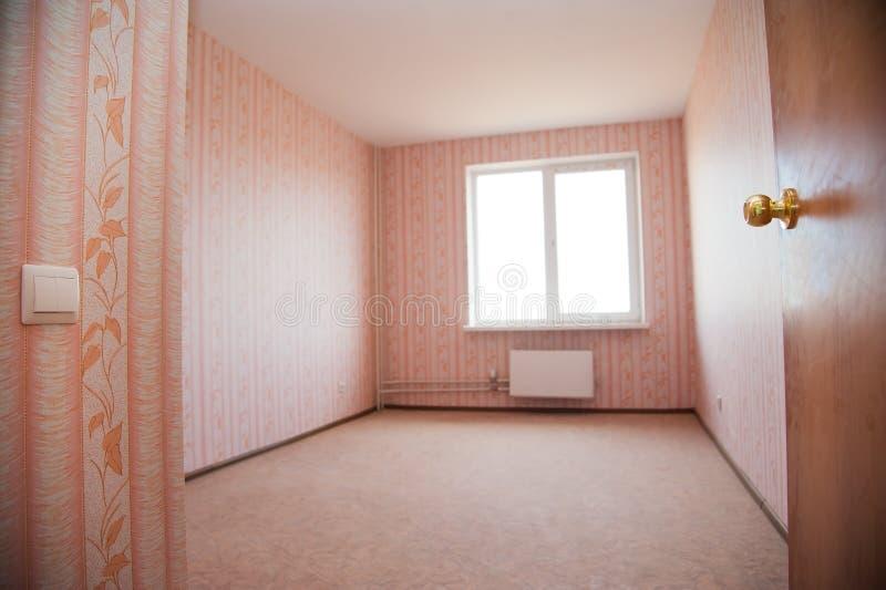 mieszkanie pokój pusty nowy zdjęcie royalty free