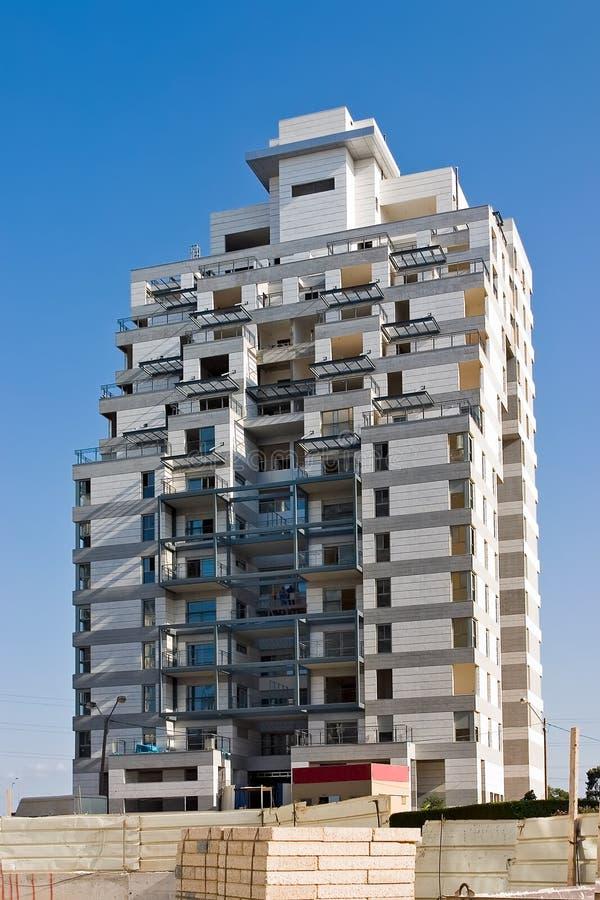 mieszkaniowa budynek budowa obrazy stock