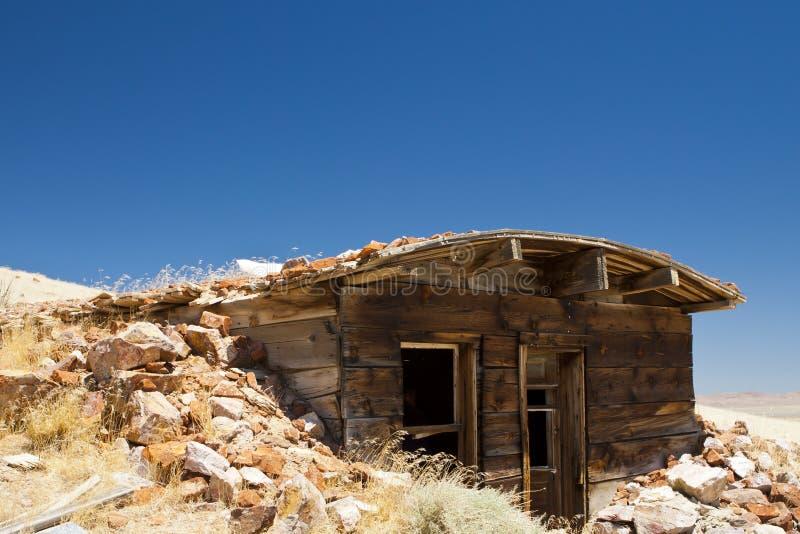 mieszkaniowi schronów górnicy obrazy royalty free