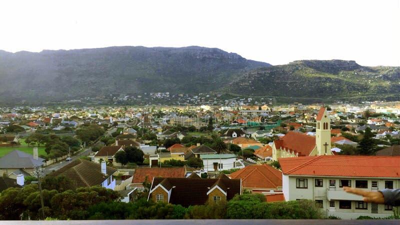 Mieszkaniowy stwarza ognisko domowe Kapsztad, Południowa Afryka zdjęcia stock