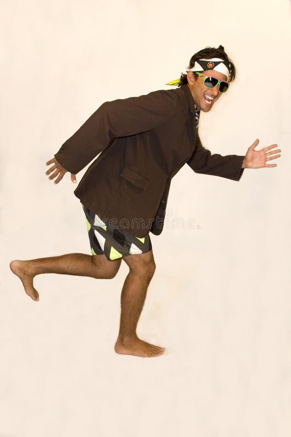 Download śmieszny facet zdjęcie stock. Obraz złożonej z komiczka - 6672392