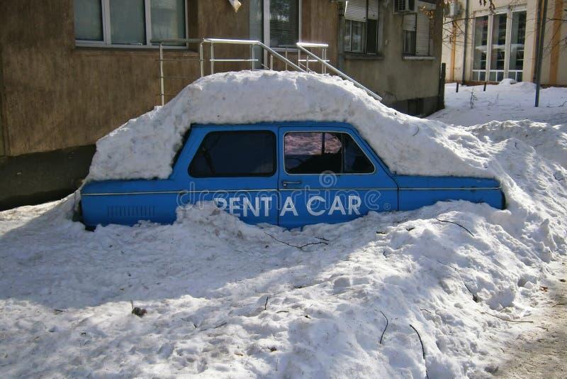 Mieten Sie ein Auto 2 stockfotos