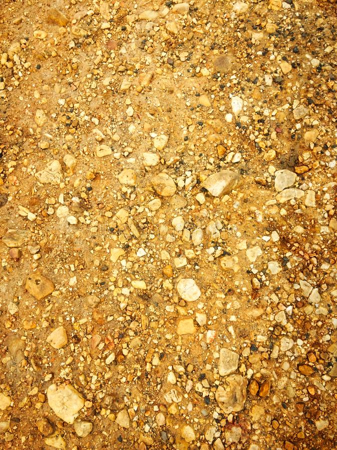 Miette en pierre comme fond image stock
