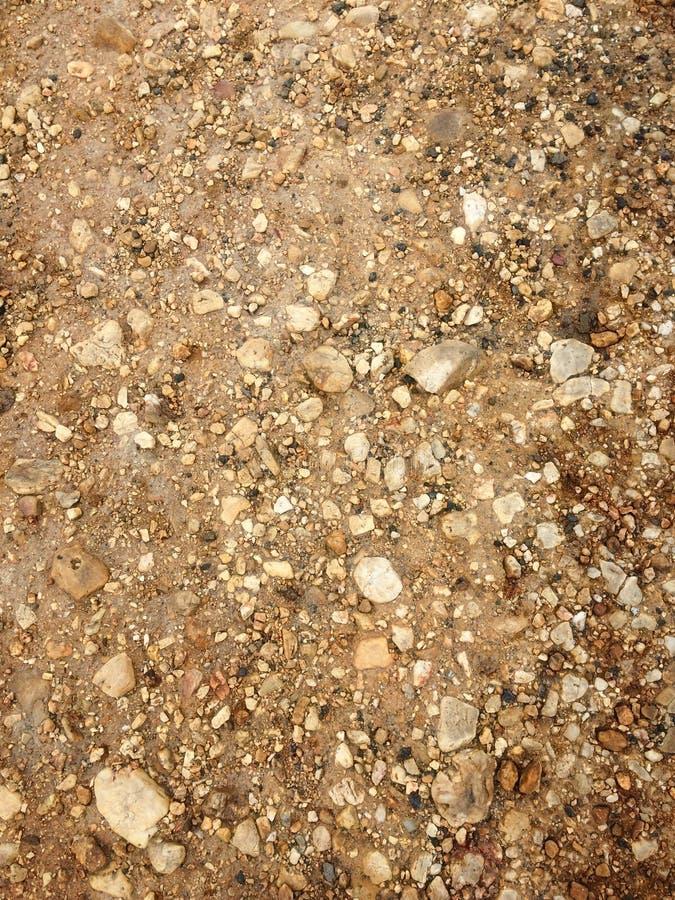 Miette en pierre comme fond, sol rocheux images libres de droits