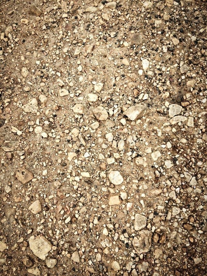 Miette en pierre comme fond, sol rocheux photo libre de droits