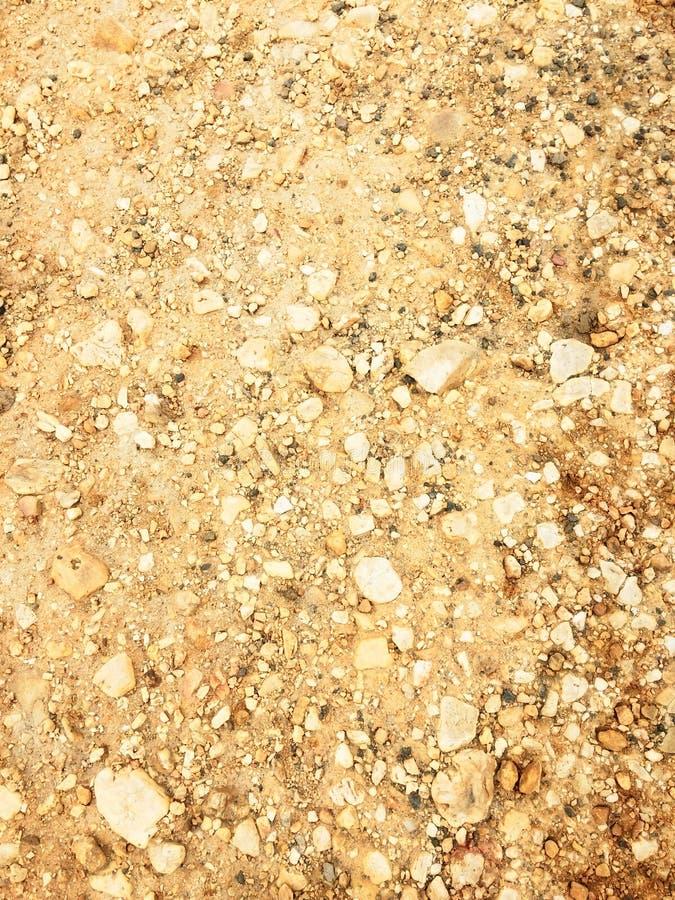 Miette en pierre comme fond, sol rocheux photographie stock