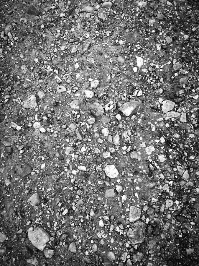 Miette en pierre comme fond, sol rocheux photographie stock libre de droits