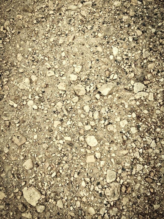 Miette en pierre comme fond, sol rocheux image stock