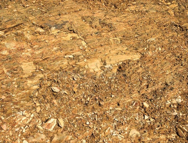 Miette en pierre, formation de roche comme fond, pierres lumineuses photos libres de droits