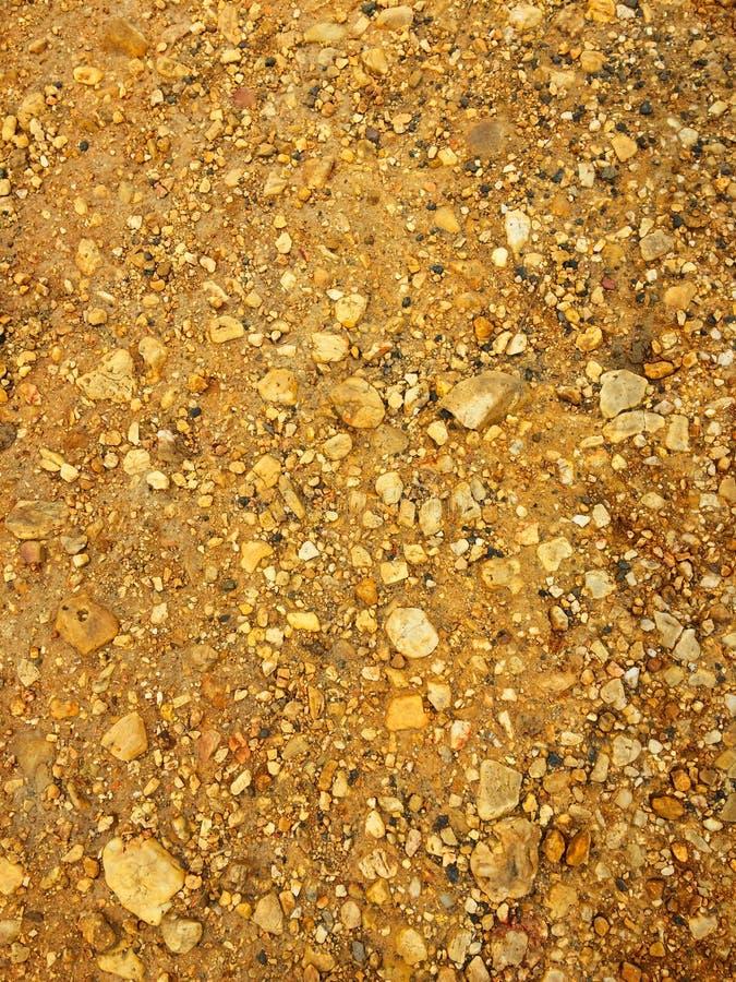 Miette en pierre, sol rocheux photos libres de droits