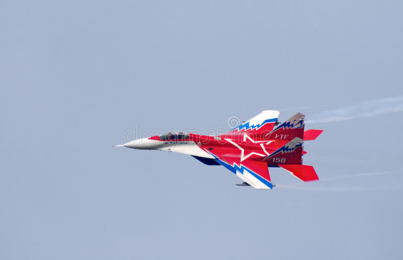 Download MiG-29OVT Jet Editorial Photography - Image: 20948617