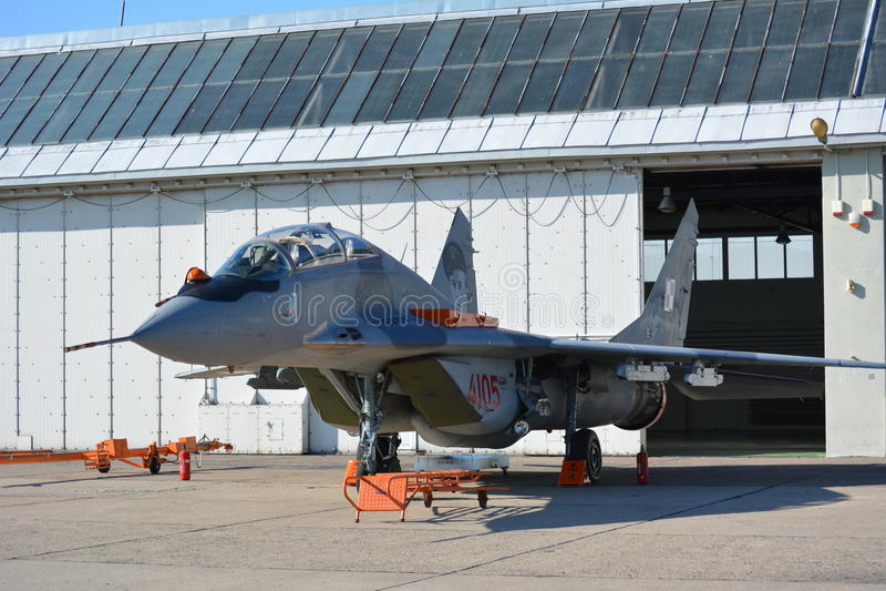 MiG-29 obrazy stock
