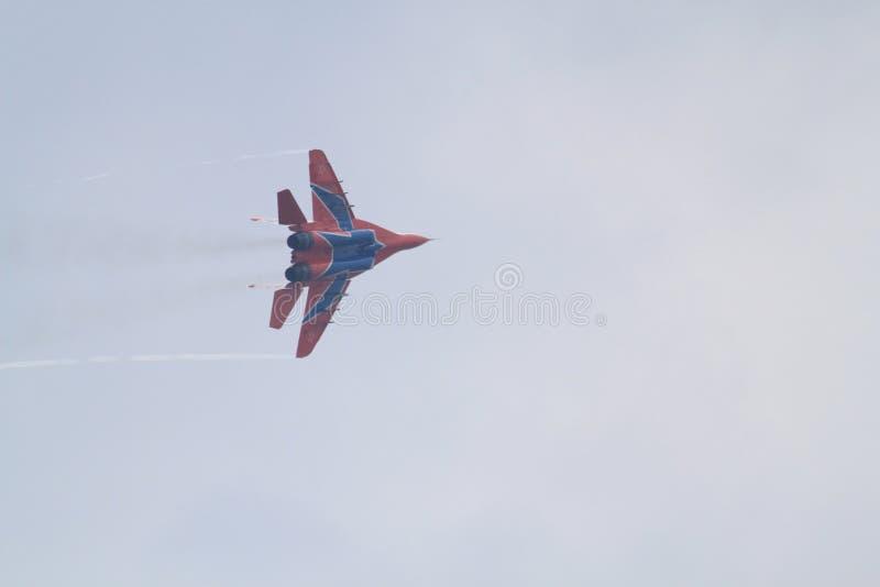 MiG-29 russo Swifts fotos de stock royalty free
