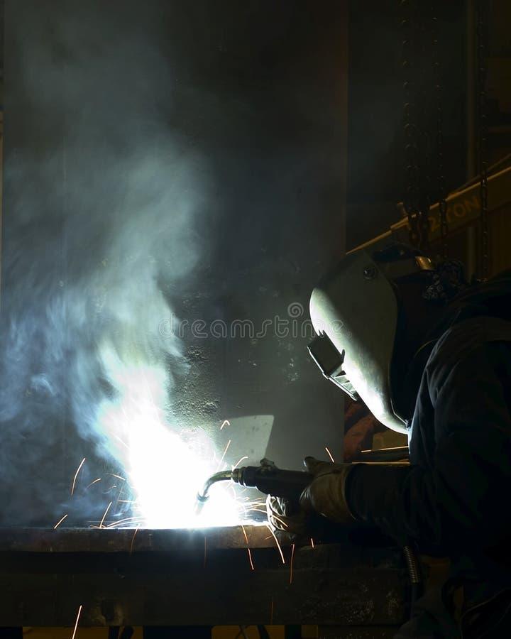Mig welder stock images