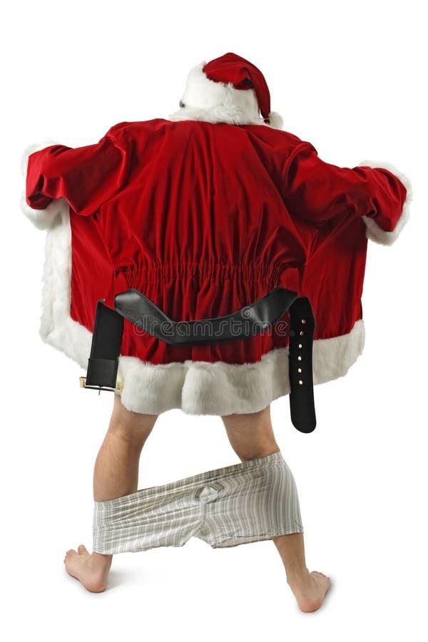 migacz Santa fotografia stock