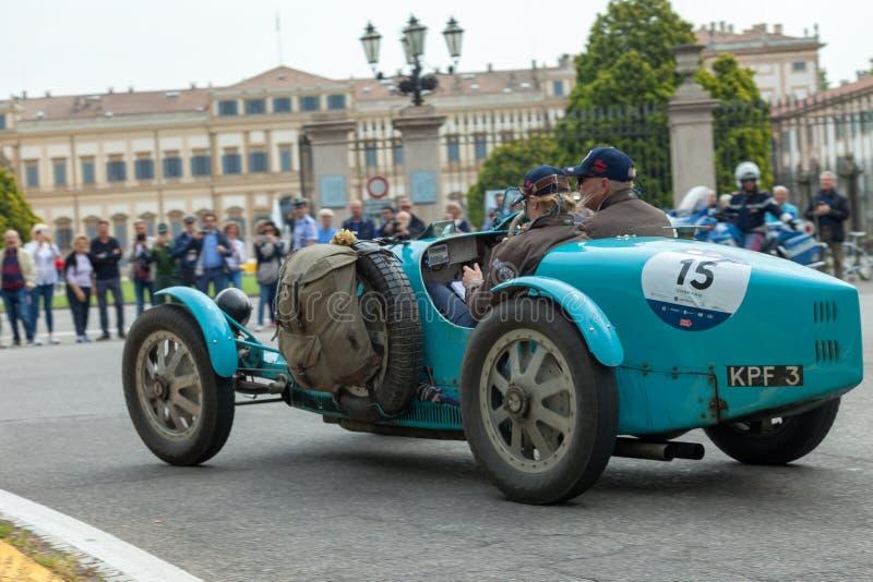 Miglia 1000 2018 en Monza imagen de archivo