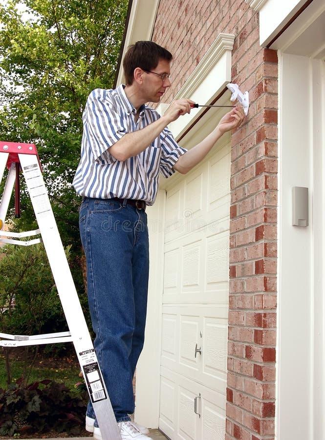 Miglioramento domestico (2) fotografie stock libere da diritti