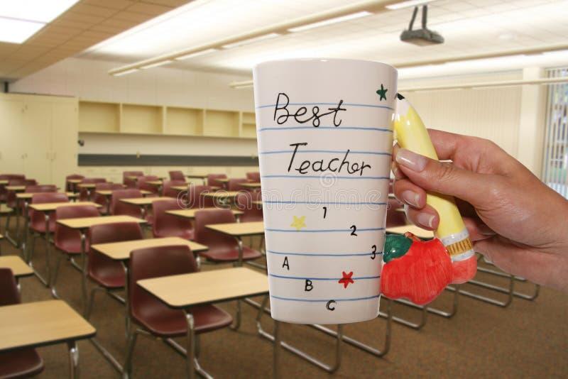 Migliore insegnante fotografie stock libere da diritti