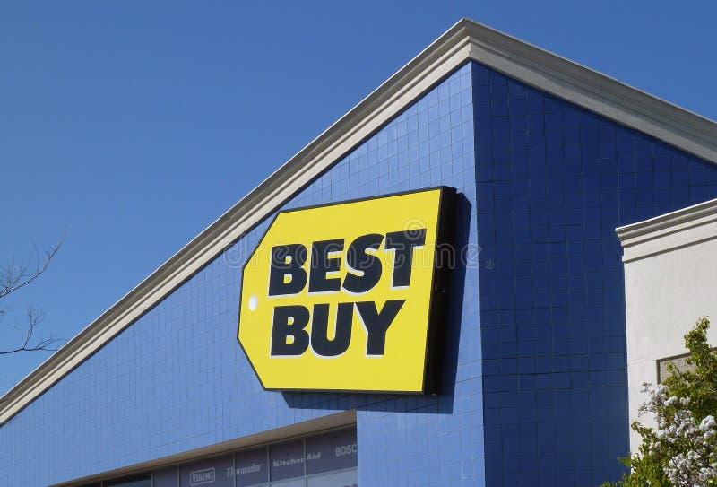Migliore segno del Buy immagini stock